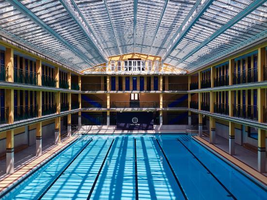 Bassin d 39 hiver photo de piscine molitor paris tripadvisor - Piscine bassin exterieur paris argenteuil ...