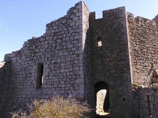 Duilhac-sous-Peyrepertuse, França: Château de Peyrepertuse