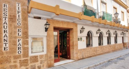 Photo of Seafood Restaurant Restaurante El Faro de Cádiz at Calle San Félix 15, Cadiz 11002, Spain