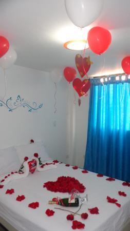 Hotel Taybo : PLAN ROMANTICO