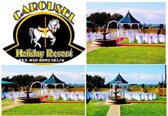Hibberdene, Sudáfrica: carousel