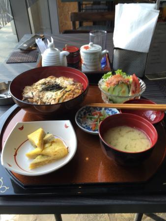 Holiday Inn Cikarang Jababeka: Japanese Set Breakfast