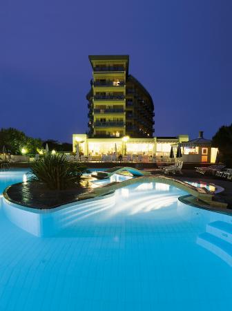 Hotel Majestic Beach: bibione hotel majestic terrazza