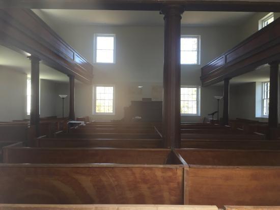 Mount Zion Old School Baptist Church