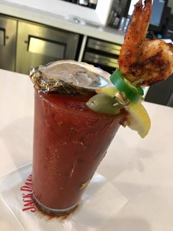 Fish Restaurant + Bar: Bloody Mary