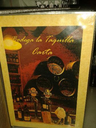 Bodega La Taquilla