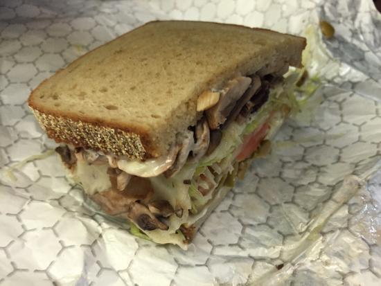 Isaac's Famous Grilled Sandwiches : photo1.jpg