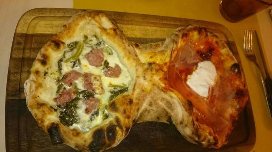 Montespertoli, Italy: Pizzata tra amici! Voi come la volete verace (alta) o sottile?