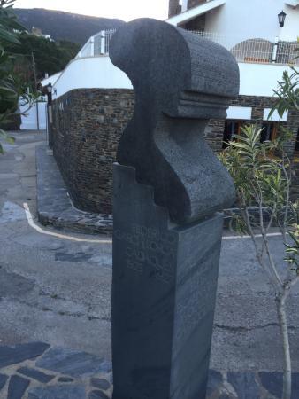 Estatua Federico Garcia Lorca
