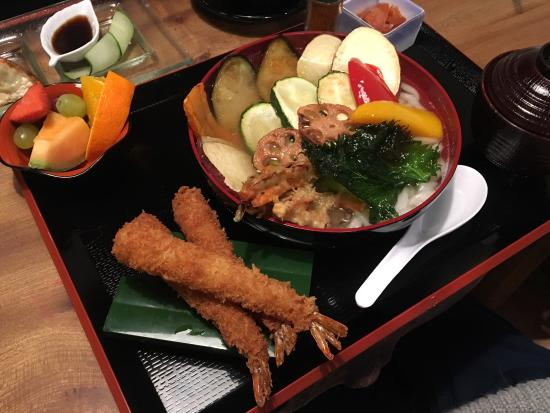 Bento Japanese Restaurant Copenhagen