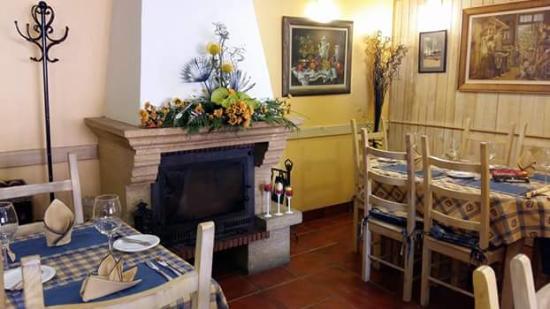 Prazeres, Portugal: restaurante
