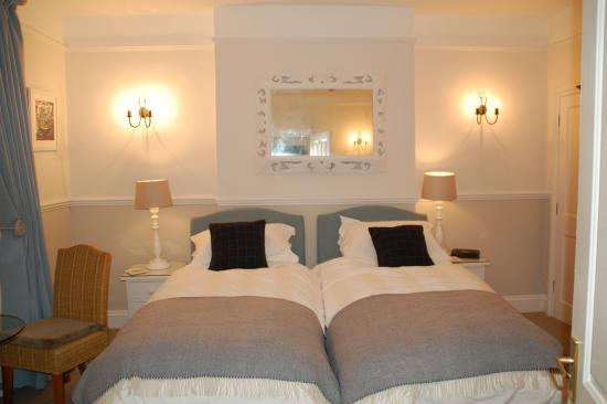 The Victorian House: Always a good night sleep