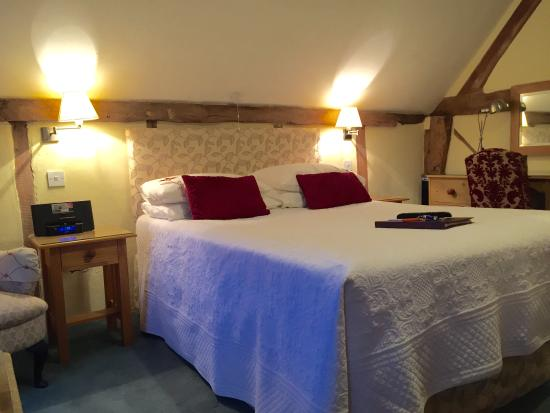 Pembridge, UK: one of our guest bedrooms