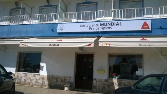 Restaurante Mundial