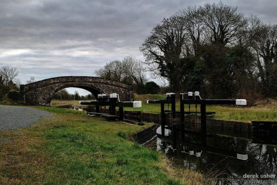 Grand Canal: Plenty of trails from Edenderry to Downshire Bridge where you can walk left to Ticknevin Lock or
