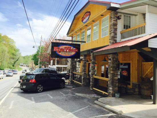 Riverwatch Bar Amp Grill Chimney Rock Restaurant Reviews