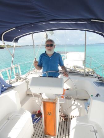 Hamilton, Bermudas: Capt Mike