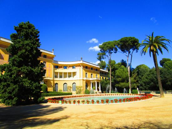 Jardins Palau Reial Pedralbes