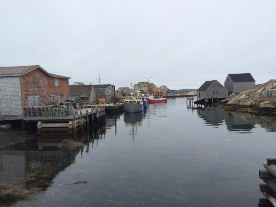Indian Harbour, Kanada: Peggy's Cove - sooo close