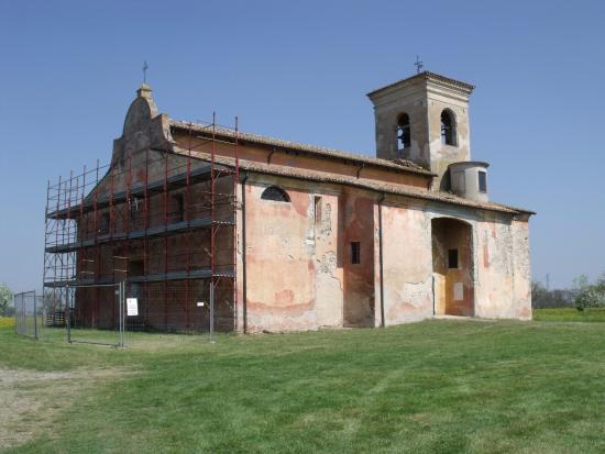San Polo d'Enza, Itálie: Pieve di Caviano