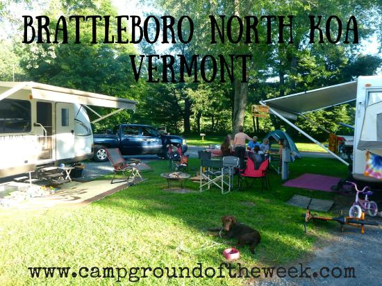 Dummerston, VT: RVFTA Campground of the Week Podcast