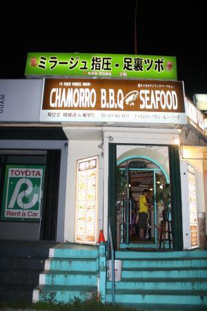 Chamorro Island BBQ
