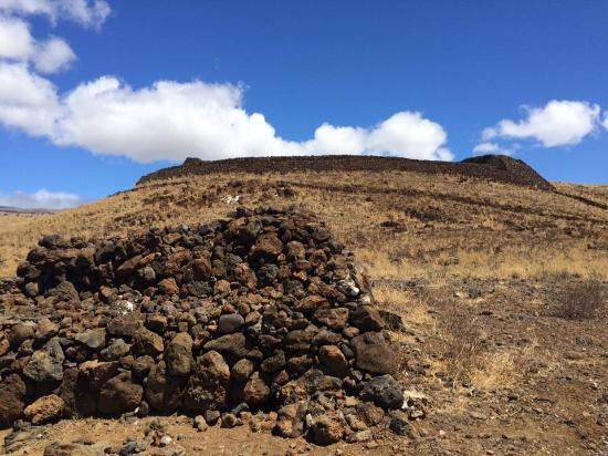Honaunau, HI: rocks