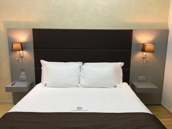 Le Camere dei Conti: Comfortable bed