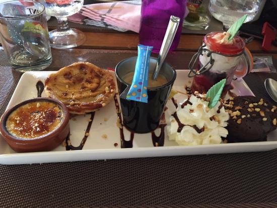 Le Lamentin, Martinique: Café Gourmand