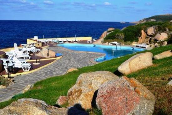 Piscina piccola picture of club esse shardana santa - Piccola piscina ...