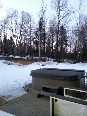 Esterel, Kanada: 20160414_194952_large.jpg