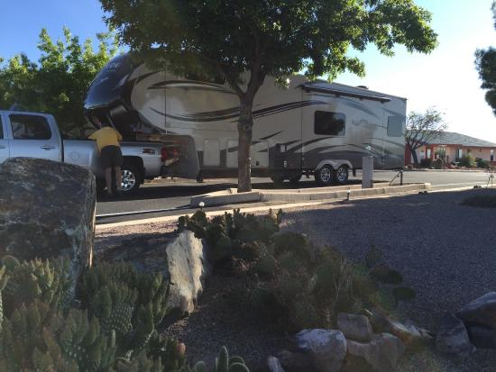 Cochise Terrace Rv Resort Updated 2018 Campground