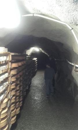 Rognaix, Frankrike: Les caves d'affinage de Savoie