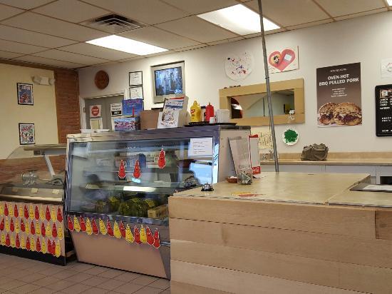 Budd Lake, NJ: Mount Olive Burger Co.