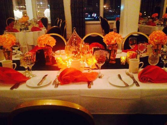 Port Jefferson, Νέα Υόρκη: Rehearsal dinner Oct 30,2015