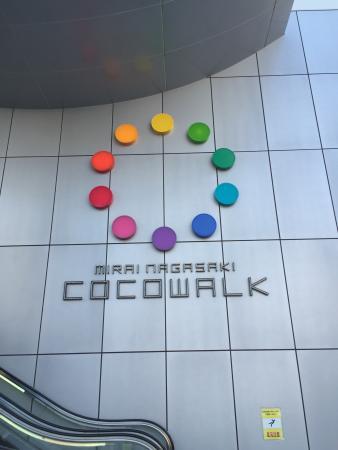 Mirai Nagasaki Coco Walk