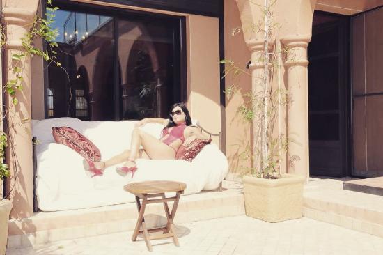 Riads resort by nateve suite spa village naturiste for Salon naturiste