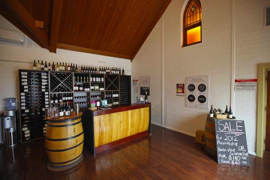 cellar door interior picture of chapel hill winery mclaren vale rh tripadvisor com