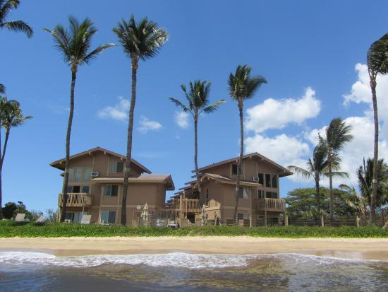 Kihei Sands Beachfront Condominiums: Kihei Sands