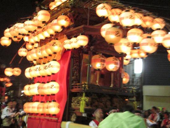 Taketoyo-cho, Япония: 武雄神社 「長尾の春祭り」