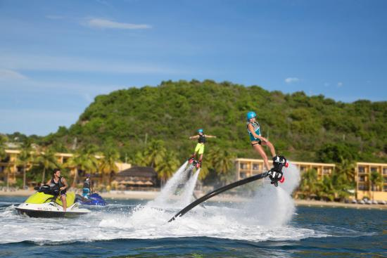 St. Thomas Flyboarding