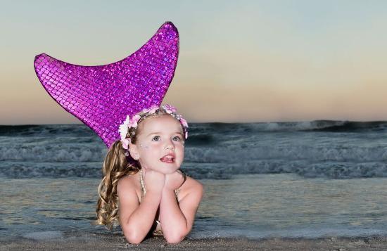 Myrtle Beach Mermaids Mermaid Portraits