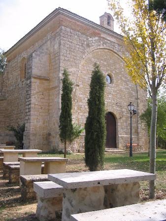 Fromista, Spain: Ermita del Otero