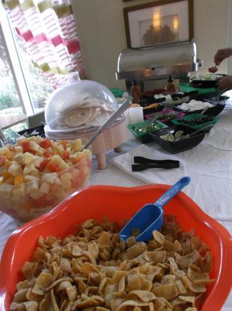 breakfast buffet picture of residence inn fort myers sanibel rh tripadvisor com