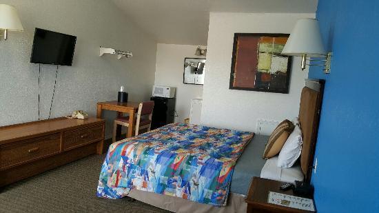 Oakley, KS: Relax inn