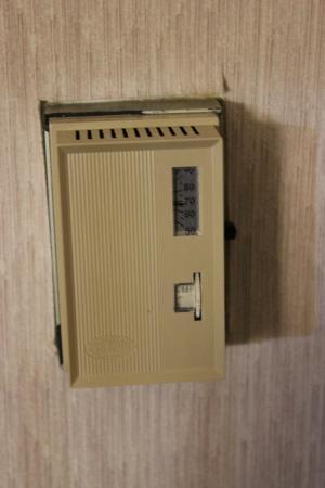 Allen Park, MI: Aged, broken thermostat...