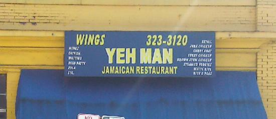 Yehman Caribbean Restaurant