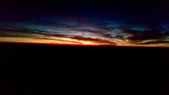 Paia, Hawái: Haleakala at sunrise