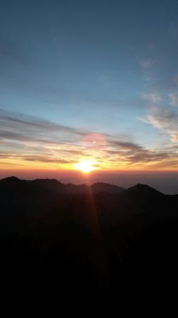 Paia, Havaí: Haleakala at sunrise