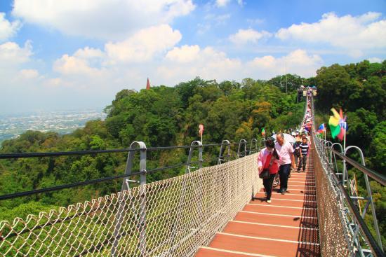 picture of sky bridge nantou city tripadvisor rh tripadvisor co za